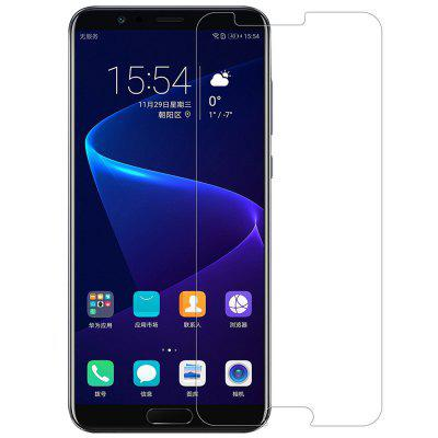 2PCS Screen Protector for Huawei Honor V10 HD Full Coverage High Clear Premium Tempered Glass