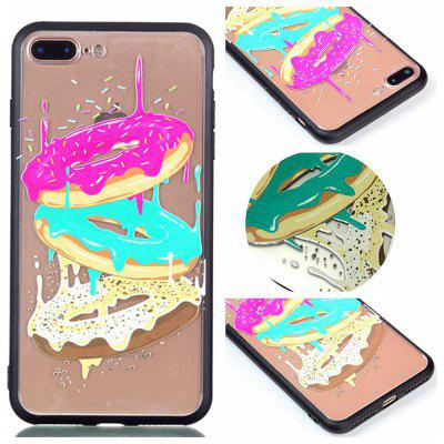 Custodia protettiva per Iphone 8 Plus Custodia rigida per cover per smartphone TPU