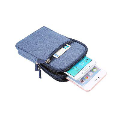 Universal Denim Leather Cell Phone Bag Belt Clip Pouch Waist Purse Case Cover For All SmartPhone Below 6.3 InchOther Sports Gadgets<br>Universal Denim Leather Cell Phone Bag Belt Clip Pouch Waist Purse Case Cover For All SmartPhone Below 6.3 Inch<br><br>Features: Ultra Light<br>For: Casual, Mountaineering<br>Package Contents: 1 x Bag<br>Package size (L x W x H): 19.00 x 12.00 x 3.00 cm / 7.48 x 4.72 x 1.18 inches<br>Package weight: 0.0950 kg<br>Product size (L x W x H): 18.00 x 11.00 x 2.50 cm / 7.09 x 4.33 x 0.98 inches