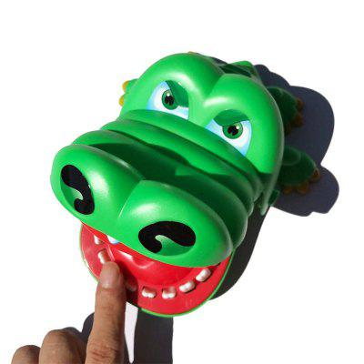 Tricky Toy Big Bite Crocodile