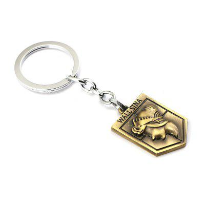 Golden Men Women Portraits  Metal Decoration Key Chain for Anime FansKey Chains<br>Golden Men Women Portraits  Metal Decoration Key Chain for Anime Fans<br><br>Design Style: Retro, Literature and Art<br>Gender: Boys,Girls<br>Materials: Alloy<br>Package Contents: 1 x Key Ring<br>Package size: 5.00 x 5.00 x 5.00 cm / 1.97 x 1.97 x 1.97 inches<br>Package weight: 0.0200 kg<br>Stem From: Europe and America<br>Theme: Movie and TV