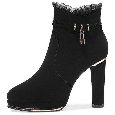 Female Coarse High Heel Waterproof Platform Short BootsWomens Boots<br>Female Coarse High Heel Waterproof Platform Short Boots<br><br>Boot Height: Ankle<br>Boot Type: Fashion Boots<br>Closure Type: Zip<br>Gender: For Women<br>Heel Type: Chunky Heel<br>Package Contents: 1x shoes (pair)<br>Pattern Type: Solid<br>Season: Spring/Fall, Winter<br>Toe Shape: Round Toe<br>Upper Material: PU<br>Weight: 1.6896kg