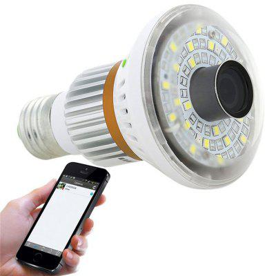 HD960P Wireless WIFI Camera Smart Bulb Light Camera