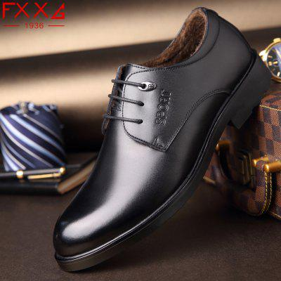 Cotton Casual Leather ShoesFormal Shoes<br>Cotton Casual Leather Shoes<br><br>Available Size: 38?39?40?41?42?43?44<br>Closure Type: Slip-On<br>Embellishment: Metal<br>Gender: For Men<br>Outsole Material: Rubber<br>Package Contents: 1xshoes(pair)<br>Pattern Type: Solid<br>Season: Summer, Winter, Spring/Fall<br>Toe Shape: Round Toe<br>Toe Style: Closed Toe<br>Upper Material: Cow Split<br>Weight: 1.5600kg