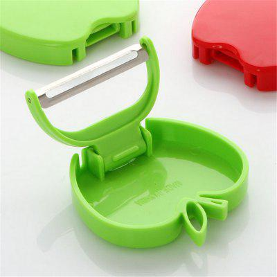 Kitchen Tools Fruit Vegetable Potato PeelerOther Cooking Tools<br>Kitchen Tools Fruit Vegetable Potato Peeler<br><br>Material: Plastic, Stainless Steel<br>Package Contents: 1 x Peeler<br>Package size (L x W x H): 12.00 x 8.00 x 8.00 cm / 4.72 x 3.15 x 3.15 inches<br>Package weight: 0.0600 kg<br>Product size (L x W x H): 10.00 x 6.50 x 6.50 cm / 3.94 x 2.56 x 2.56 inches<br>Product weight: 0.0250 kg