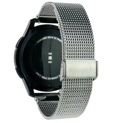 22MM Stainless Steel Watch Band Quick Release Loop Wrist Belt Bracelet for Pebble Time / Pebble Time SteelWatch Accessories<br>22MM Stainless Steel Watch Band Quick Release Loop Wrist Belt Bracelet for Pebble Time / Pebble Time Steel<br><br>Material: Metal<br>Package Contents: 1 x Band<br>Package size (L x W x H): 20.00 x 6.00 x 1.00 cm / 7.87 x 2.36 x 0.39 inches<br>Package weight: 0.1300 kg<br>Product size (L x W x H): 18.00 x 2.20 x 0.50 cm / 7.09 x 0.87 x 0.2 inches<br>Product weight: 0.1200 kg<br>Type: Smart watch / wristband band