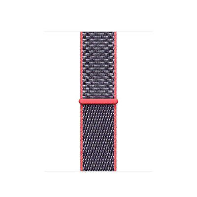 Soft Breathable Woven Nylon Replacement Sport Loop Band for Samsung Gear S3 Frontier/S3 Classic
