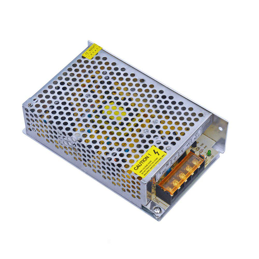 JIAWEN 5A 60W Switching Power Supply Driver for LED Strip AC 110 / 220V Input To DC 12V