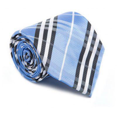 Fashion Men Business Tie Striped All Matched Formal Necktie