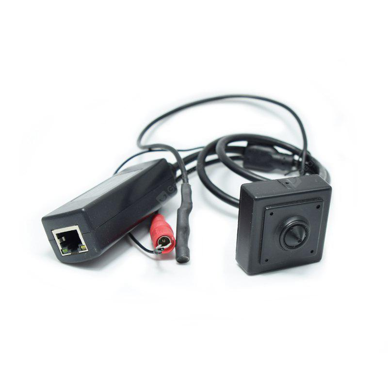 720P Audio Mini POE IP Camera Mini Microphone Onvif P2P Surveillance With External Power Over Ethernet