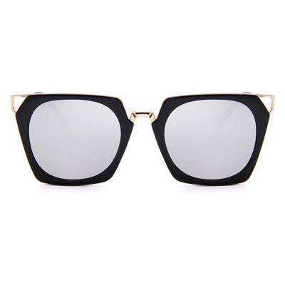 Viendo Stylish Oversized Sunglasses With Mirrored Lenses For Women Men Anti UV Protection GlassesMens Sunglasses<br>Viendo Stylish Oversized Sunglasses With Mirrored Lenses For Women Men Anti UV Protection Glasses<br><br>Frame Color: Black<br>Frame material: Acetate<br>Gender: Unisex<br>Group: Adult<br>Lens material: Resin<br>Lenses Optical Attribute: Mirror<br>Package Contents: 1 x Pair of sunglasses<br>Package size (L x W x H): 17.50 x 9.50 x 11.50 cm / 6.89 x 3.74 x 4.53 inches<br>Package weight: 0.1000 kg<br>Style: Square
