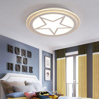 MY021 - 24W - W Cold White Ceiling Light AC 220V Diameter 42CM