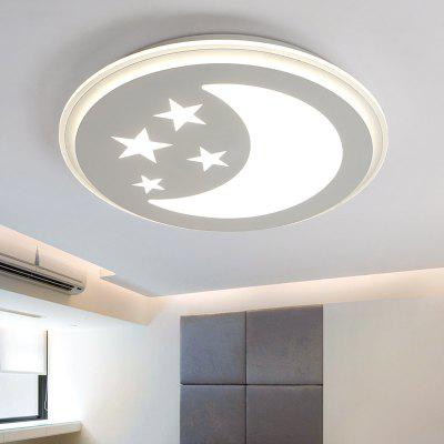 MY022 - 42W - W Cold White Ceiling Light AC 220V Diameter 62CM