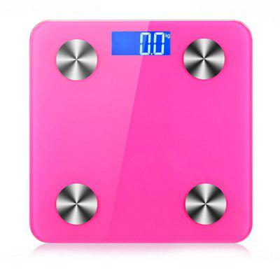 Affichage à LED d'échelle numérique de Digital Smart Scale Bluetooth 4,0 de graisse du corps