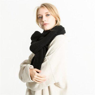 M1749 Knitted Monochrome Woolen ScarfWomens Scarves<br>M1749 Knitted Monochrome Woolen Scarf<br><br>Elasticity: Elastic<br>Gender: For Women<br>Group: Adult<br>Material: Acrylic<br>Package Contents: 1 x scarf<br>Package weight: 0.2750 kg<br>Product weight: 0.2750 kg<br>Scarf Type: Scarf<br>Season: Fall, Winter, Spring<br>Style: Fashion
