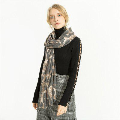 M1757 Camouflage Vogue Cashmere ScarfWomens Scarves<br>M1757 Camouflage Vogue Cashmere Scarf<br><br>Elasticity: Elastic<br>Gender: For Women<br>Group: Adult<br>Material: Acrylic<br>Package Contents: 1 x scarf<br>Package weight: 0.2300 kg<br>Product weight: 0.2300 kg<br>Scarf Type: Scarf<br>Season: Fall, Winter, Spring<br>Style: Fashion