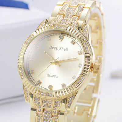 DP006 Women Fashion Alloy Band Wrist WatchWomens Watches<br>DP006 Women Fashion Alloy Band Wrist Watch<br><br>Band material: Zinc Alloy<br>Band size: 21 x 1.8 CM<br>Case material: Alloy<br>Clasp type: Sheet folding clasp<br>Dial size: 3.8 x 3.8 x 1 CM<br>Display type: Analog<br>Movement type: Quartz watch<br>Package Contents: 1 x Watch<br>Package size (L x W x H): 24.00 x 4.50 x 1.00 cm / 9.45 x 1.77 x 0.39 inches<br>Package weight: 0.0950 kg<br>Product size (L x W x H): 21.00 x 3.80 x 1.00 cm / 8.27 x 1.5 x 0.39 inches<br>Product weight: 0.0930 kg<br>Shape of the dial: Round<br>Special features: Day<br>Watch mirror: Mineral glass<br>Watch style: Fashion, Business, Retro, Lovely, Wristband Style, Jewellery, Casual<br>Watches categories: Women,Female table<br>Water resistance: Life water resistant