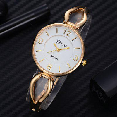DS047 Women Big Face Alloy Bracelet Wrist WatchWomens Watches<br>DS047 Women Big Face Alloy Bracelet Wrist Watch<br><br>Band material: Zinc Alloy<br>Band size: 20 x 1.5 CM<br>Case material: Alloy<br>Clasp type: Sheet folding clasp<br>Dial size: 3.3 x 3.3 x 0.7 CM<br>Display type: Analog<br>Movement type: Quartz watch<br>Package Contents: 1 x Watch<br>Package size (L x W x H): 21.00 x 4.00 x 1.00 cm / 8.27 x 1.57 x 0.39 inches<br>Package weight: 0.0380 kg<br>Product size (L x W x H): 20.00 x 3.30 x 0.70 cm / 7.87 x 1.3 x 0.28 inches<br>Product weight: 0.0360 kg<br>Shape of the dial: Round<br>Special features: Day<br>Watch mirror: Mineral glass<br>Watch style: Fashion, Business, Retro, Lovely, Wristband Style, Jewellery, Casual<br>Watches categories: Women,Female table<br>Water resistance: No