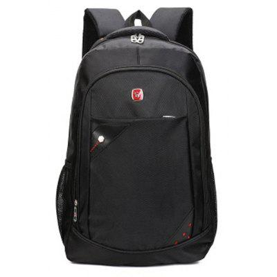 Mochila para hombres Multi Functional All Match Chic Fashion Casual Back Bag