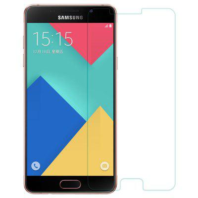 2PCS Screen Protector for Samsung Galaxy C8 HD 3D Full Coverage High Clear Premium Tempered Glass