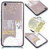Cover Case for Redmi Note 5A Relievo Alpaca Soft Clear TPU Mobile Smartphone Cover Shell Case - COLOUR