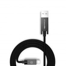 CaseMe 5V 2.1A Charging Data Cable for Apple iPhone 1.2M