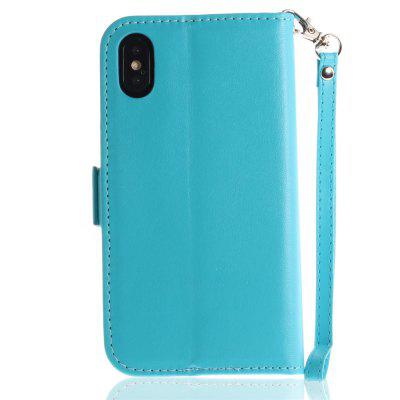 Cover Case for iPhone X Hand Draw A Butterfly PU+TPU Leather with Stand and Card Slots Magnetic ClosureiPhone Cases/Covers<br>Cover Case for iPhone X Hand Draw A Butterfly PU+TPU Leather with Stand and Card Slots Magnetic Closure<br><br>Compatible for Apple: iPhone X<br>Features: Cases with Stand, With Credit Card Holder, Anti-knock, FullBody Cases, Shatter-Resistant Case<br>Material: PU Leather, TPU<br>Package Contents: 1 x Phone Case?1 x Hands hang rope<br>Package size (L x W x H): 17.00 x 7.00 x 2.00 cm / 6.69 x 2.76 x 0.79 inches<br>Package weight: 0.0730 kg<br>Product size (L x W x H): 16.00 x 7.00 x 1.50 cm / 6.3 x 2.76 x 0.59 inches<br>Product weight: 0.0700 kg<br>Style: Vintage, Pattern, Sweet, Novelty