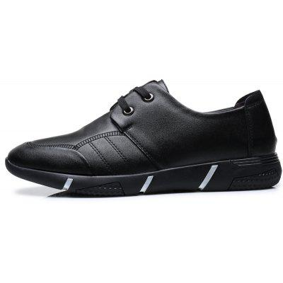 Leather Casual Business Mens ShoesMen's Oxford<br>Leather Casual Business Mens Shoes<br><br>Available Size: 40,41,42,43,44<br>Closure Type: Lace-Up<br>Embellishment: None<br>Gender: For Men<br>Occasion: Casual<br>Outsole Material: Rubber<br>Package Contents: 1xShoes(pair)<br>Pattern Type: Others<br>Season: Summer, Winter, Spring/Fall<br>Toe Shape: Round Toe<br>Toe Style: Closed Toe<br>Upper Material: PU<br>Weight: 1.2000kg