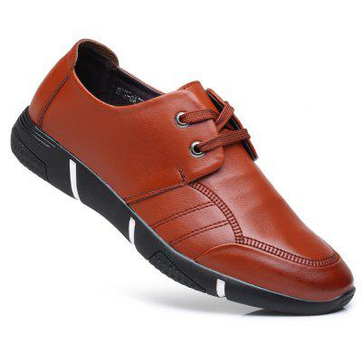 Leather Casual Business Men's Shoes
