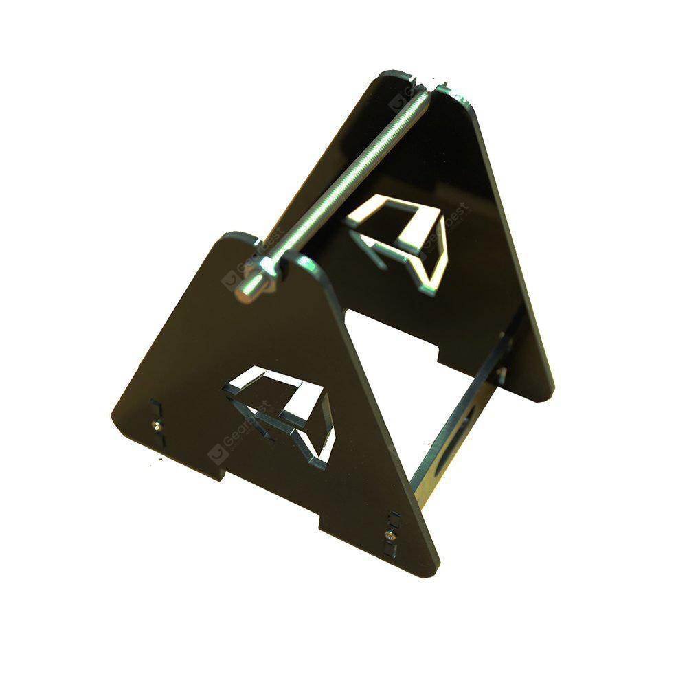 HOONY Acrylic Assembly Triangle Frame, PLA ABS Material Frame, Structural Stability.