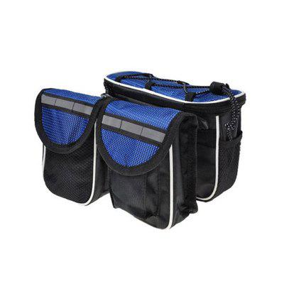 Bicycle Mountain Bike Road Car Four-in-One Bag