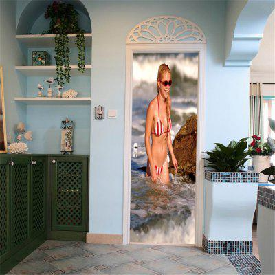 ZB86 AliExpress 3D Water Beauty Accessories Removable Door Sticker 2 pcsWall Stickers<br>ZB86 AliExpress 3D Water Beauty Accessories Removable Door Sticker 2 pcs<br><br>Art Style: Plane Wall Stickers, Toilet Stickers<br>Color Scheme: Multicolor<br>Effect Size (L x W): 200 x 77 cm<br>Function: Decorative Wall Sticker, Toilet Sticker<br>Layout Size (L x W): 200 x 77 cm<br>Material: Paper, Vinyl(PVC)<br>Package Contents: 1 x Set of Door Stickers<br>Package size (L x W x H): 42.00 x 3.40 x 3.40 cm / 16.54 x 1.34 x 1.34 inches<br>Package weight: 0.5500 kg<br>Quantity: 1 Set<br>Sizes: Others<br>Subjects: Fashion,Flower,Famous,Architecture,3D,History<br>Suitable Space: Living Room,Bedroom,Office,Cafes,Kids Room,Corridor,Kids Room,Study Room / Office<br>Type: 3D Wall Sticker, Plane Wall Sticker