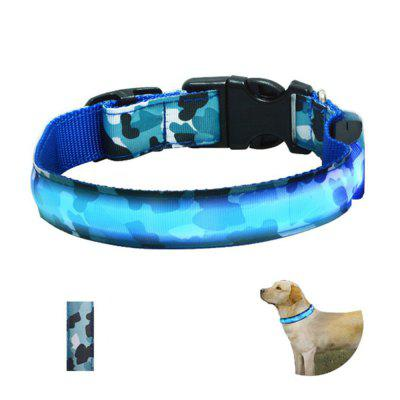 yeshold high end led camouflage pet collar 2 41 free shipping