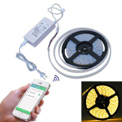 JIAWEN Smart Home 5M Zigbee  From Cold White to Warm White LED Light Strip Work with Zigbee Hub AC100 - 240V