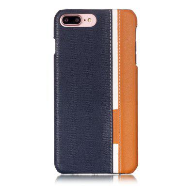 Black Case for iPhone 7 Plus / 8 Plus Twill Tone Retro Back ShelliPhone Cases/Covers<br>Black Case for iPhone 7 Plus / 8 Plus Twill Tone Retro Back Shell<br><br>Compatible for Apple: iPhone 7 Plus, iPhone 8 Plus<br>Features: Back Cover<br>Material: PC<br>Package Contents: 1 x Phone Case<br>Package size (L x W x H): 20.00 x 10.00 x 2.00 cm / 7.87 x 3.94 x 0.79 inches<br>Package weight: 0.0330 kg<br>Style: Vintage, Stripe Pattern