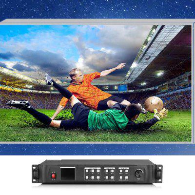 Buy LED Video Wall Processor Controller Converter KS600 HDMI Matrix LED/LCD Screen Splicing HD 1920x1200 BLACK for $341.19 in GearBest store