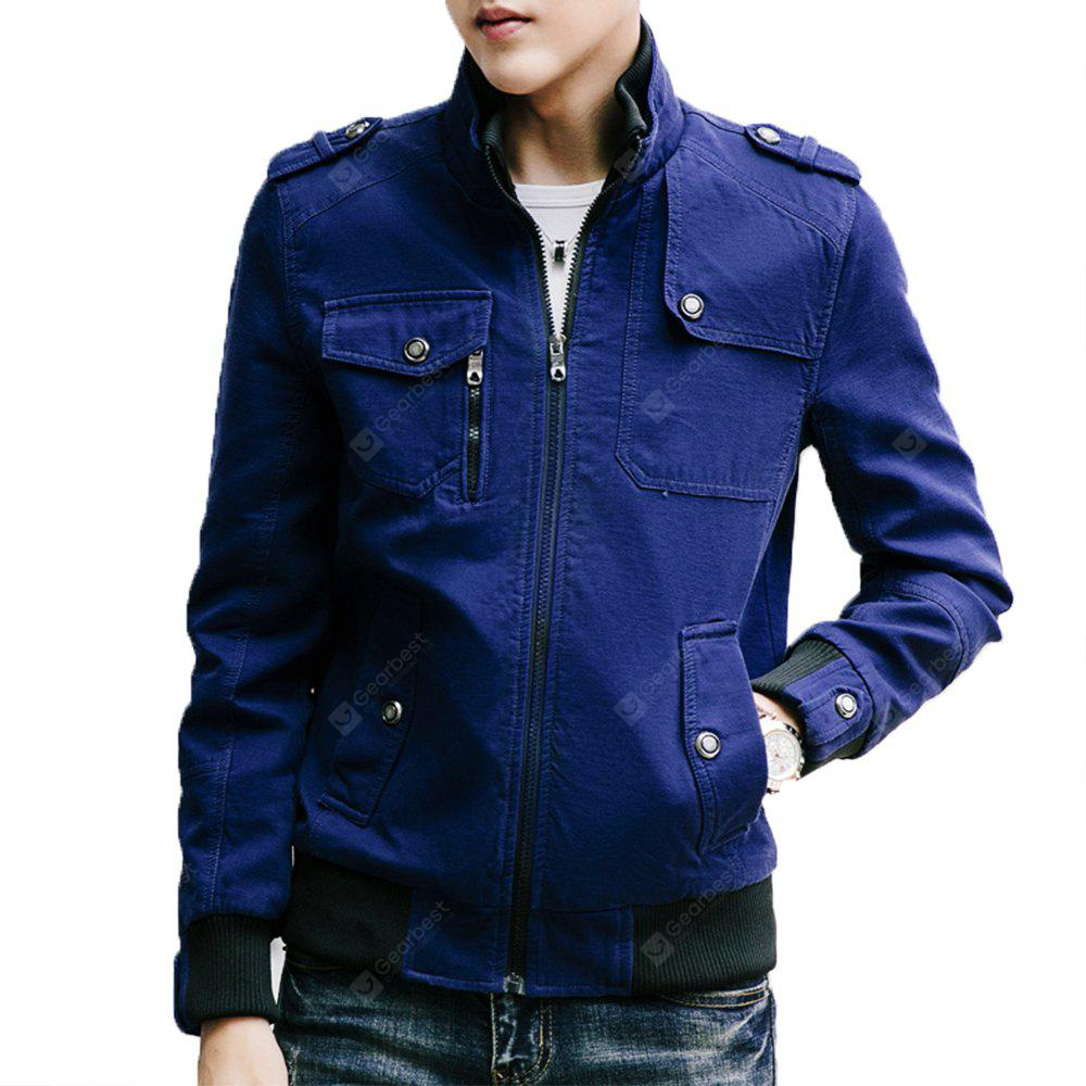 2018 Men's Fashion and Colorful Jacket