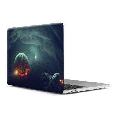 Computer Shell Laptop Case Keyboard Film for MacBook Pro 13.3 inch 3D Wallpaper series 14