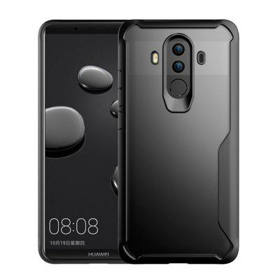 Cover Case for Huawei Mate 10 Pro Slim Transparent PC+TPU Silicone