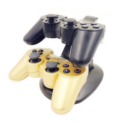 Dual USB Charger Charging Station Stand for Sony PlayStation PS3