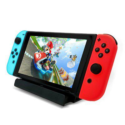 Portable Charger Stand and Type-C Charging Cable Dock Station Cradle for Nintendo Switch Wireless Controller