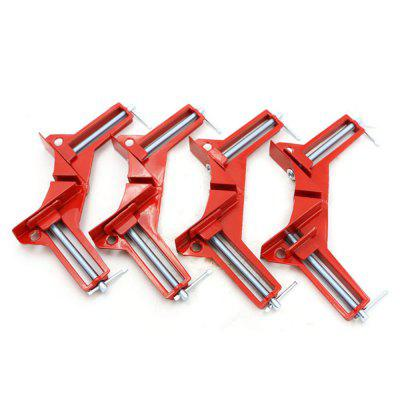 AETOOL Right Angle Clips Quick Fixed Mitre Clamps DIY Glass Fish Tank Woodwork Clip Photo FrameOther Tools Accessories<br>AETOOL Right Angle Clips Quick Fixed Mitre Clamps DIY Glass Fish Tank Woodwork Clip Photo Frame<br><br>Application: Household Appliances<br>Package Contents: 1 x Right Angle Clip<br>Package size (L x W x H): 20.00 x 20.00 x 10.00 cm / 7.87 x 7.87 x 3.94 inches<br>Package weight: 0.1400 kg<br>Product weight: 0.1390 kg