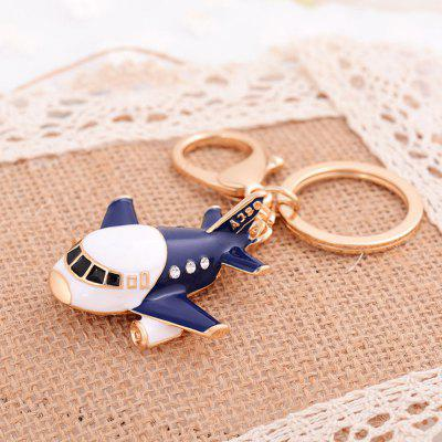 Korean Version Creative Aircraft Car Key Ring Alloy Bag Pendant Hot Girl Decorative PendantKey Chains<br>Korean Version Creative Aircraft Car Key Ring Alloy Bag Pendant Hot Girl Decorative Pendant<br><br>Design Style: Retro, Fashion<br>Gender: Unisex<br>Materials: Crystal, Zinc Alloy<br>Package Contents: 1 x Key chain<br>Package size: 11.50 x 5.00 x 5.00 cm / 4.53 x 1.97 x 1.97 inches<br>Package weight: 0.0440 kg<br>Stem From: Other<br>Theme: Other