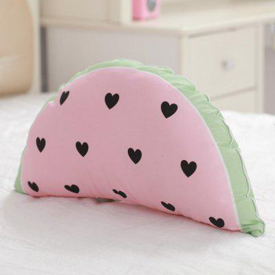 Baby Room Cuddly Watermelon Semi Round Pillow Pure Cotton Rabbit ToyStuffed Cartoon Toys<br>Baby Room Cuddly Watermelon Semi Round Pillow Pure Cotton Rabbit Toy<br><br>Features: Stuffed and Plush<br>Materials: PP Cotton<br>Package Contents: 1xPlush toy<br>Package size: 30.00 x 40.00 x 10.00 cm / 11.81 x 15.75 x 3.94 inches<br>Package weight: 0.3000 kg<br>Series: Fashion<br>Theme: Other