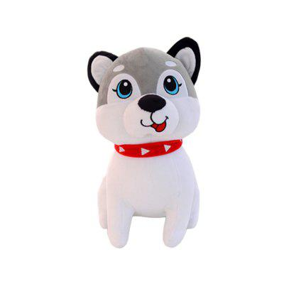 Cute Husky Doll Dog Style Plush Toy for Children