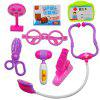 Children Doctors Toy Stethoscope Injections - COLORMIX