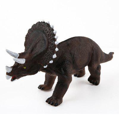 Children Soft Plastic Dinosaur Model Toy
