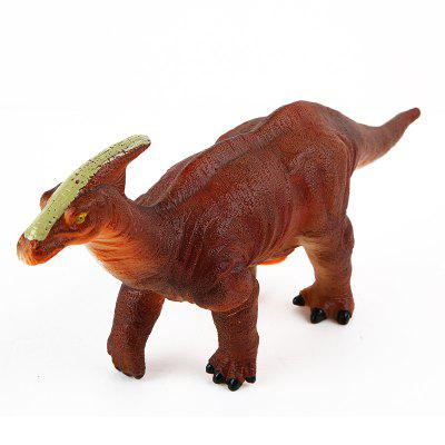 Soft Toy Dinosaur Saurolophus Model