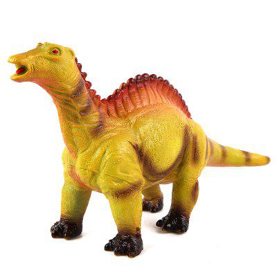 Children Soft Plastic Duck Mouth Dinosaur Model Toy