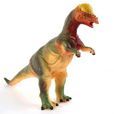 15 Inch Soft Plastic Swollen Head Dragon Model Toy